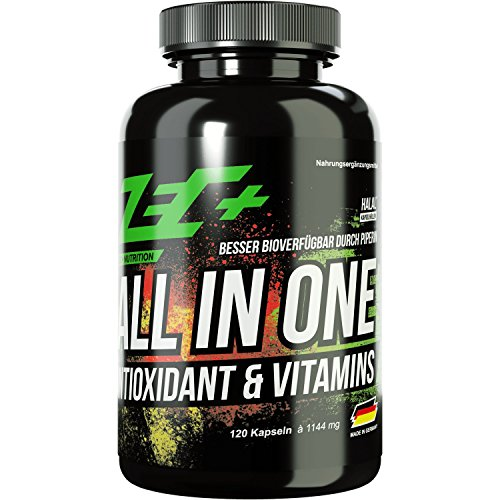 Zec+ Nutrition All in One Antioxidant & Vitamins