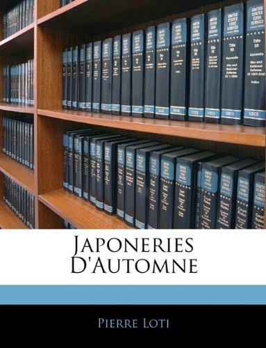 Japoneries D'Automne