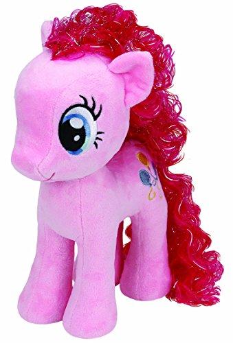 campingetrandonnee  Ty  TY90200  My Little Pony  Peluche Pinkie Pie 30 cm