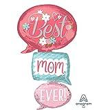 XXL de globo * Best Mom Ever * - Best Reviews Guide