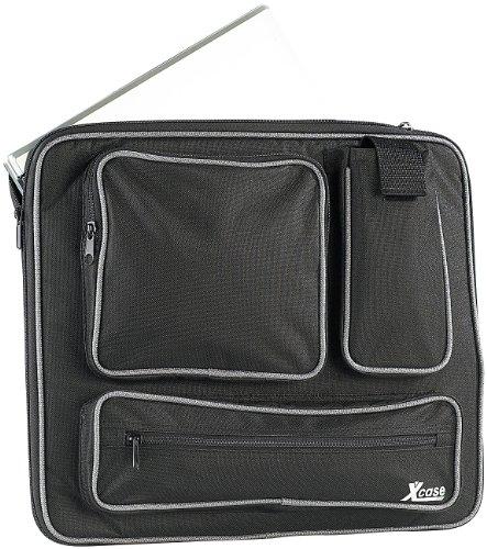 '38,1 cm pour ordinateur portable avec 3 poches plaquées Amortisseur \\
