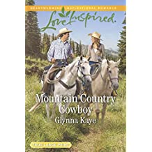Mountain Country Cowboy (Hearts of Hunter Ridge)