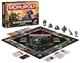 Monopoly 035484 Warhammer, Multicolore