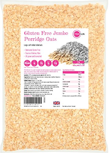 PINK-SUN-Gluten-Free-Porridge-Oats-3kg-Bulk-Buy-Oatmeal