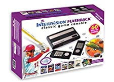 IntelliVision AtGames Flashback Classic Game Console by Intellivision Productions
