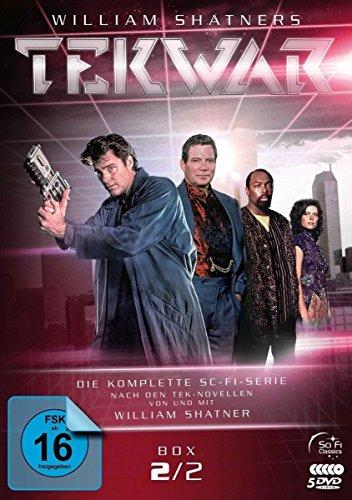 Box 2/2: Die komplette Sci-Fi-Serie (5 DVDs)