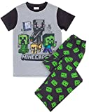 Minecraft Zombie Boy's Pyjamas (10 Years)