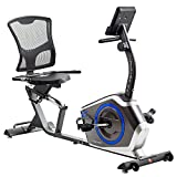 Best Recumbent Cyclette - TechFit R410 Cyclette Orizzontale, Recumbent Ergometro Ideale per Review