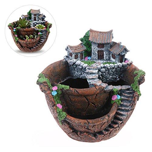 Gartendekoration Set Riesen