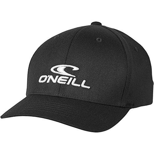 O'Neill Herren Bm Flexifit Corp Cap Streetwear Kappen, Black Out, L/XL