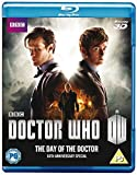 Doctor Who: The Day of the Doctor - 50th Anniversary Special [Blu-ray 3D]