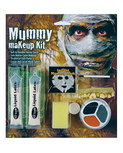 Komplett Make Up Kit Mumie (Make Up Komplettes Kit)