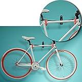 Aufhängen Fahrrad Wand Rack Winkel einstellbar geeignet alle Fahrräder