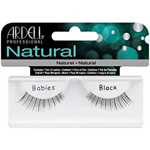Ardell Professional Natural Lashes- Babies Black