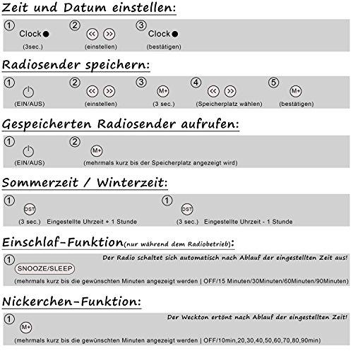 TZS First Austria – Projektionswecker FA-2421-9 - 4
