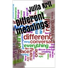 Different meanings (English Edition)