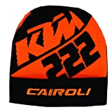 Tony Cairoli 222 Moto Cross Racing KTM Beanie Offiziell 2018