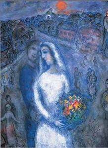 Editions Ricordi 0801N15688-Black Chagall Le Couple 1977Puzzle de 1000Piezas