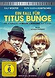 Ein Fall für Titus Bunge: 13-teilige Krimiserie (Pidax Serien-Klassiker) [2 DVDs]