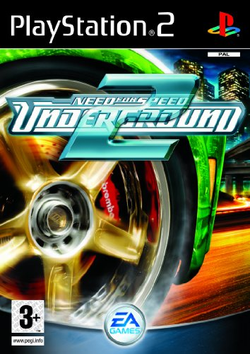 Need For Speed Underground 2 Ps2 España