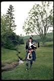 731006 Piper Highlands Of Cape Breton Nova Scotia A4 Photo Poster Print 10x8