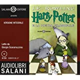Harry Potter e la pietra filosofale. Audiolibro. 8 CD Audio