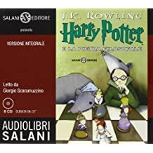 Harry Potter e la pietra filosofale, 8 Audio-CDs