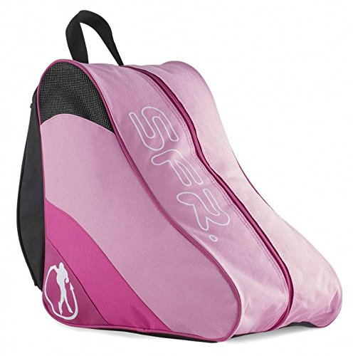 Sfr Skates Unisex-Erwachsene Sfr Ice & Skate Bag II Stofftasche, Pink, 24x15x45 centimeters
