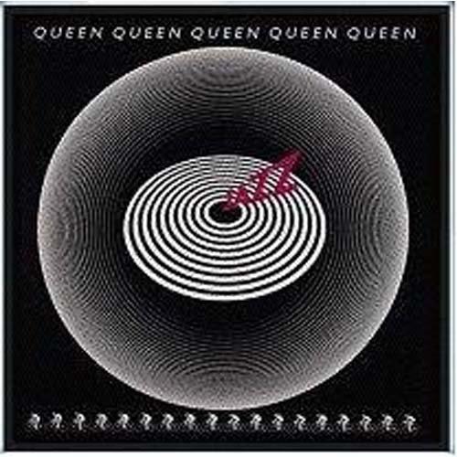 Parche Queen Motivo: Queen Jazz