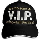 Berrettino pensione 'Very Important Pensionato' regalo umoristico e divertente