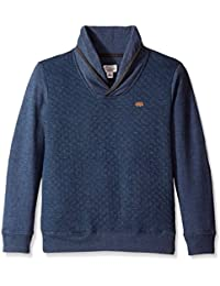 Lucky Brand Big Boys' Quilted Pull Over
