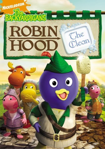 The Backyardigans: Robin Hood the Clean by LaShawn Jefferies - Dvd Backyardigans