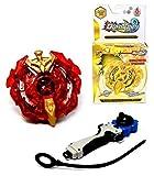 BURST-TOP GLX Beyblade-Stil Kreisel mit Handwerfer Bey-Klinge Beyblade Stil Spielzeug Bay Blade Beyblade