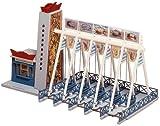 Faller - Edificio de negocios y oficinas de modelismo ferroviario H0 escala 1:87 (F140318)