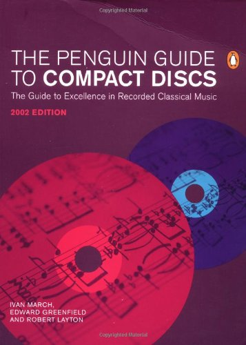 the-penguin-guide-to-compact-discs-2001-2002-penguin-reference-books