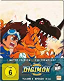 Digimon Adventure - Staffel 1, Volume 2: Episode 19-36 [Blu-ray]