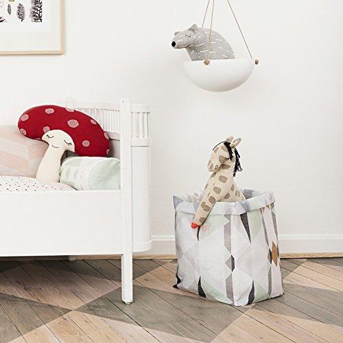 OYOY Living Kissen und Kuscheltier Eisbär Bär KNUT - 2