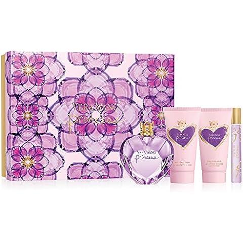 Vera Wang Princess By Vera Wang Gift Set 4pcs for