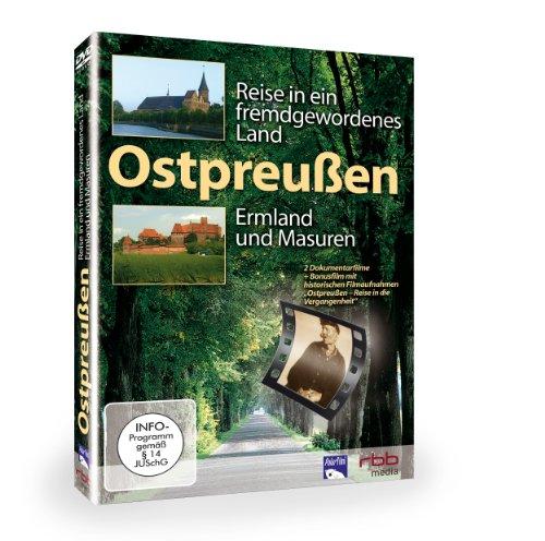 Ostpreußen - Reise in ein fremdgewordenes Land: Ermland und Masuren