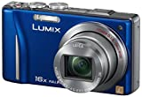 Panasonic Lumix DMC-TZ22EG-A Digitalkamera Touch LC-Display