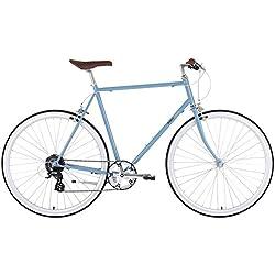 Bobbin Noodle Bicicleta urbana, Hombre, Azul (Moody Blue), 56