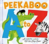 Best Books For A One Year Olds - Peekaboo A to Z: An alphabet book Review