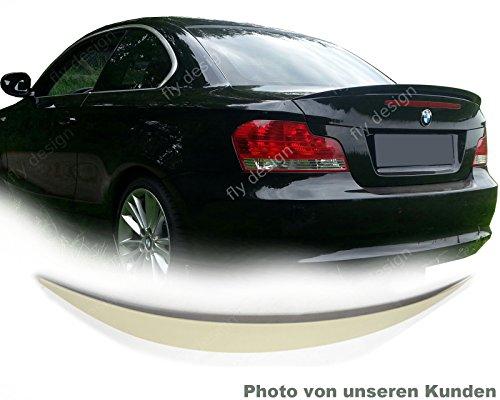 Car-Tuning24 51233312 wie Performance und M3 1er E82 SPOILER HECKSPOILER FLÜGEL Typ Performance Lippe * SAPHIRSCHWARZ 475