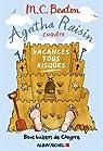Agatha Raisin enquête, tome 6 : Vacances tous risques par Beaton
