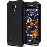 mumbi double GRIP Hülle für Samsung Galaxy S4 mini Schutzhülle schwarz