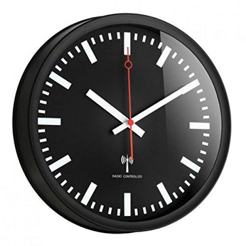TFA Dostmann 60.3513 - Reloj de pared con control por radio