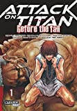 Attack on Titan - Before the Fall, Band 1