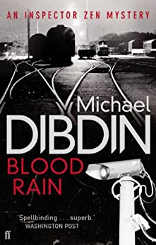 Blood Rain (Aurelio Zen Book 7) by [Dibdin, Michael]