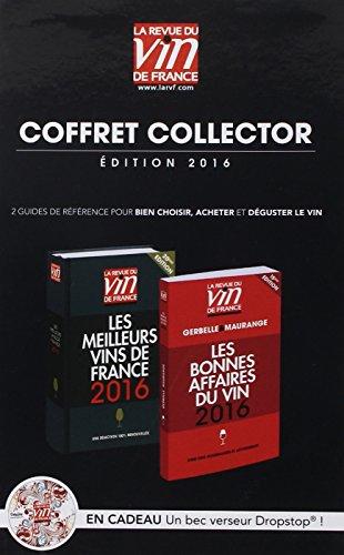 Coffret collector : Les meilleurs vins de France ; Les bonnes affaires du vin