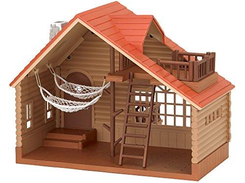 Sylvanian Families 4370 Blockhütte, Puppenhaus